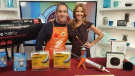 HOME DEPOT'S WINTER ENERGY HOME TIPS WITH DANNY WATSON