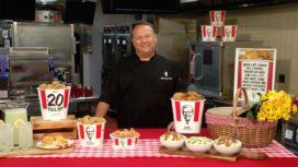 National Picnic Month with KFC's Bob Das