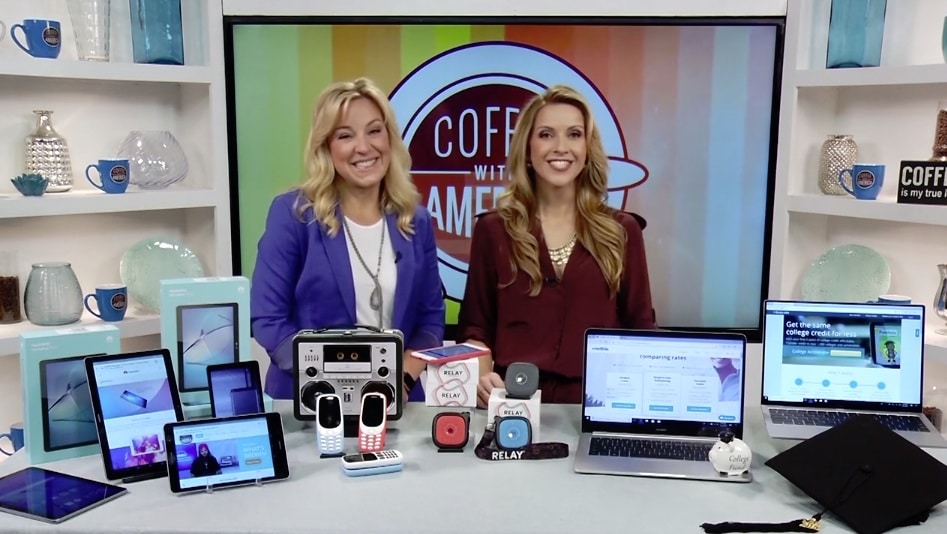 Coffee With America Back-to-School Tech with Jennifer Jolly - Coffee