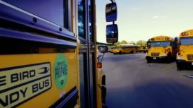 Clean Energy School Buses