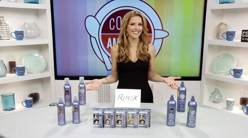Coffee With America Hair Color Refresh With Roux Beauty Coffee