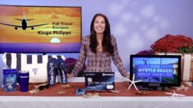 Fall Travel Deals with Kinga Philipps
