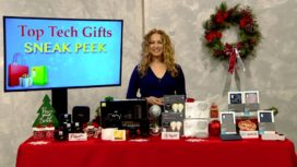 Top Tech Gifts with Carley Knobloch