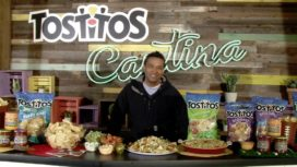 Tailgate Party with Chef Chris Scott and Tostitos