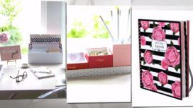 Spring Clean Your Home Office with Chassie Post
