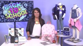 Back to School Shopping with Claudia Lombana