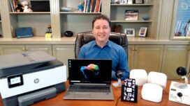 Home Office Makeover with Marc Saltzman