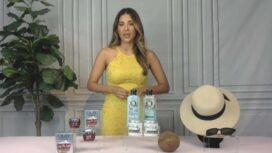 Summer Beauty Tips with Carmen Ordonez