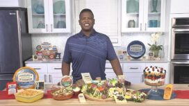National Dairy Month with Leroy Butler