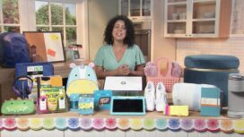 Amazon Back-to-School with Evette Rios