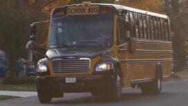 PERC Propane Powered School Buses