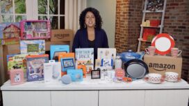 Amazon Early Holiday Shopping with Evette Rios