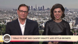 Red Carpet Beauty Secrets with Dr. Barry DiBernardo and Stylist Amy Salinger