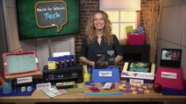 BACK-TO-SCHOOL TECH MUST-HAVES WITH CARLEY KNOBLOCH