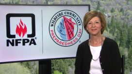WILDFIRE COMMUNITY PREPAREDNESS DAY WITH CATHY PRUDHOMME