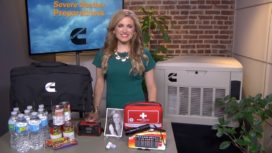 SEVERE WEATHER PREPAREDNESS WITH CHERYL NELSON