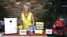 Colleen Burns Shares her Spring Cleaning Hacks