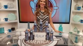 GET GREAT HAIR COLOR WHILE YOU STYLE WITH ROUX FANCI-FULL MOUSSE!