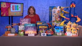 HOLIDAY GIFTS TO INSPIRE, ENTERTAIN, AND EDUCATE KIDS OF ALL AGES