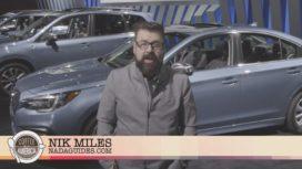NIK MILES TAKES US INSIDE THE CHICAGO AUTO SHOW
