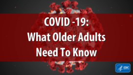 CDC Guidelines for Older Americans and COVID-19