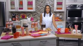 HOLIDAY ENTERTAINING WITH TIA MOWRY