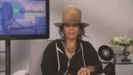 'BACKING YOU' CAMPAIGN WITH MUSIC ICON LINDA PERRY