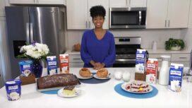 National Milk Day with Jocelyn Delk Adams