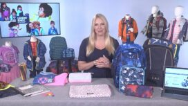 Lands' End Back-to-School with Kelly Page