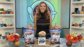 Halloween Cookie Pop OREO® popcorn